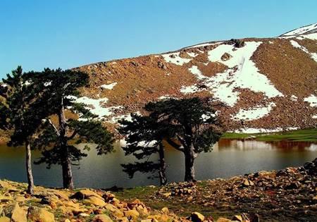 Denizli - Beağaç Kartal Gölü