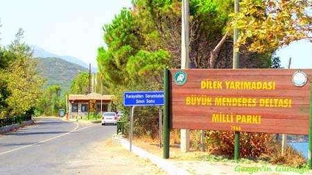 Dilek Yarımadası-Büyük Menderes Deltası Milli Parkı-3