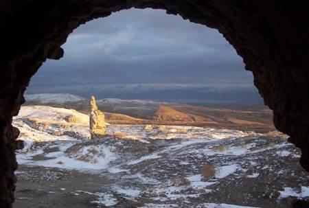 Buzluk Mağarası