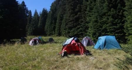 Trekking, Dağcılık ve Kampçılık
