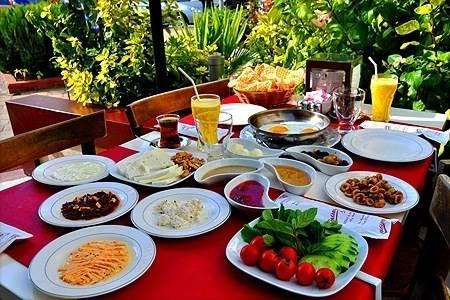 Hatay Köy Kahvaltısı