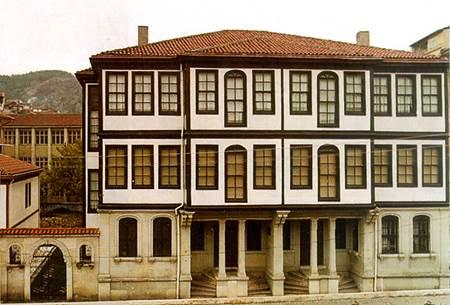 Liva Paşa Konağı (Etnografy Müzesi)