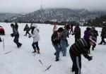 Karboğazı Kayak Yapma