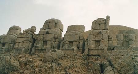 Nemrut Dağı (Doğu Terası)