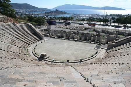 Halikarnas Antik Tiyatrosu