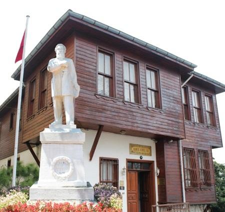 Namık Kemal Evi Müzesi