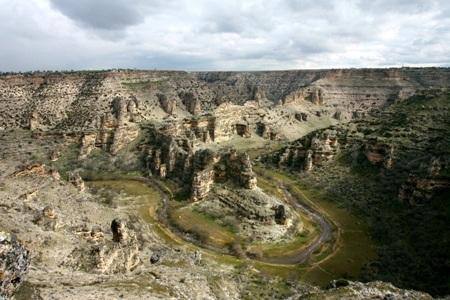 Ulubey Kanyonları