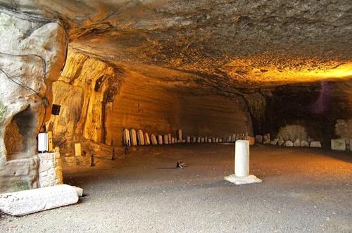 Cehennem Ağzı Mağaraları ve Herkül